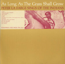 Peter La Farge - As Long As the Grass Shall Grow [New CD]