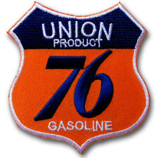 Union 76 Gasoline Patch iron on Vest Harley Biker Rider Motorcycle Indian Sewing