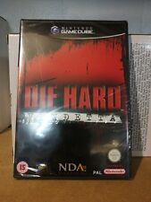 Die Hard Vendetta BRAND SEALED Nintendo GameCube PAL