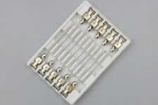 10Pcs (0.7 x 35mm)Luer lock syringe dedicated stainless steel needle head