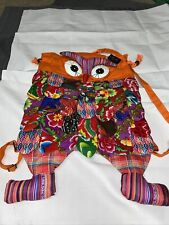 New listing Nwt Minky Accessories Owl Backpack