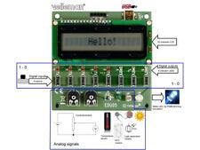"USB Tutorial Lernpaket Velleman EDU05  mit USB ""Sonderpreis"""