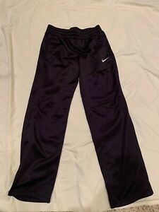 Nike therma-fit sweatpants girls XL black