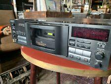 Sony HX PRO TC-C5 Stereo Cassette Deck 5 Tape Capacity