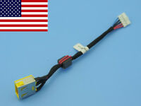DC POWER JACK HARNESS CABLE FOR LENOVO IDEAPAD G400S G405S SERIES DC30100PE00