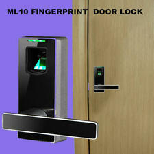Fingerprint Door Lock ML-10 (Amazing Offer)