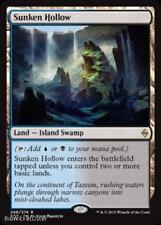 Sunken Hollow (Rare) Near Mint Normal English - Magic the Gathering - Battle for