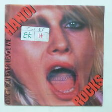 HANOI ROCKS Don't you ever leave me A 4885