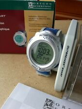 OUT BREAKER SMART WATCH Altimeter Baro-Compensation with Bar Graph History 27.04