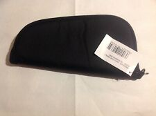 """Anglo Arms Padded Soft Pistol  Gun Case  bag , Black 12""""  Hunting Airsoft"""