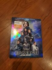 New ListingRogue One: A Star Wars Story * (Blu-ray Disc, 2017, 3-Disc Set) Blu Ray and Dvd
