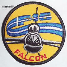 US. Air Force `F-16 FALCON`  Cloth Badge / Patch (F16-6)