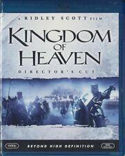 Kingdom of Heaven (Blu-ray Disc, 2006, Director's Cut, Canadian) Orlando Bloom