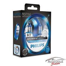 Philips H7 ColorVision Blue Blau +60% Set 2x H7 12V 55W 12972CVPBS2