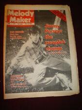 MELODY MAKER 1979 APR 7 SHAM 69 JIMMY PURSEY SQUEEZE IAN HUNTER BILL HALEY QUO