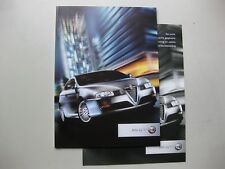 Alfa Romeo GT prestige brochure Prospekt Dutch text 36 pages 2003 2004
