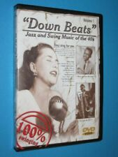 Down Beats: Jazz and Swing Music of the 40's - DVD