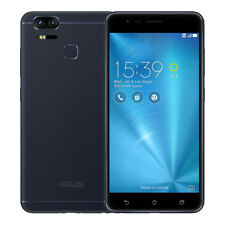"NEW ASUS ZenFone 3 Zoom ZE553KL 64GB / 4GB 5.5"" LTE Dual SIM UNLOCKED NAVY BLACK"