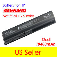 12Cell Battery for HP Compaq Presario CQ40 CQ45 CQ50 CQ60 CQ70 DV4 VD5 DV6 G60