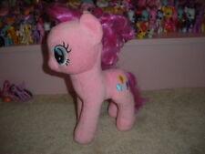 G4 My Little Pony Friendship Is Magic TY Pinkie Pie Beanie Soft Plush Toy