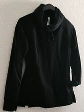 Lululemon Flurry Fighter Pullover with Tech Fleece Black Sz 6 NWT Sold Out!!