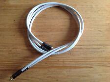 QED Kabel NF Cinch RCA 2 x 1,10 m Qunex 2