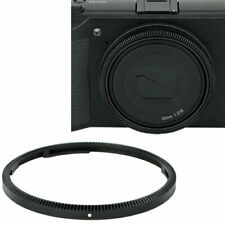JJC lens Decoration Ring f Ricoh GR III Replaces GN-1 Protects lens barrel GRIII