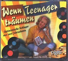 Wenn Teenager träumen -  Reader's Digest  5 CD Box