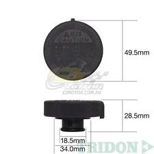 TRIDON RADIATOR CAP FOR Toyota Hilux Diesel KUN26RTurbo 10/06-12/10 4 3.0L