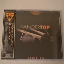 (MAGMA) VANDERTOP - PARIS 1976 - 2001 JAPAN CD