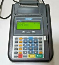 Hypercom T7 Plus Credit Card Machine and Power Supply, Free Shipping