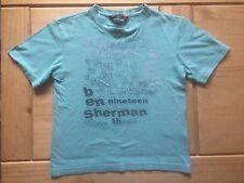 Ben Sherman Chicos T-Shirt (Luz Verde) - mayores de 5-6 años