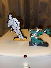 """Shelia's The Wizard of Oz """"Mayor� And """"Tinman� 🤩 Awesome Set Rare"""
