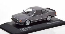 1 43 Minichamps BMW 635 CSI 1982 Greymetallic