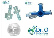 Ozone Luer Lock  Tubing Connectors Accessories Kit
