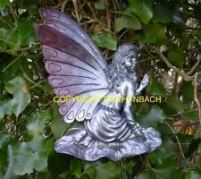 NEW DESIGN LATEX MOULD MOLD MOULDS TO MAKE FAIRY FAIRIE WALL PLAQUE 1