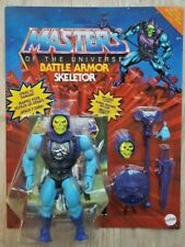 #B-WARE# DELUXE BATTLE ARMOR SKELETOR MOTU ORIGINS 2021 MATTEL Masters Universe
