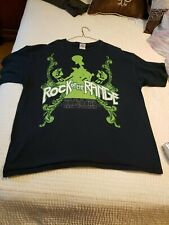 Rock on the Range 2009 Shirt XL  Vintage Original Slipknot Motley Crue Avenged