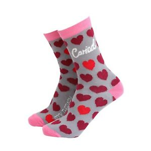 Womens Welsh Cariad Novelty BAMBOO Gift Socks | Sock Therapy