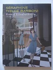 Séraphine & Thilde Barboni - Rose d'Elisabethville  / 2010 EO TT/TL