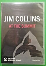 Jim Collins At The Summit Global Leadership Summit DVD Edition NEW & SEALED
