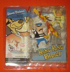 Hong Kong Phooey Hanna Barbera Series I Action Figure McFarlane Toys 2006
