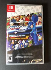 Mega Man Legacy Collection 1 + 2 [ 10 Games in 1 Pack ] (Nintendo Switch) NEW