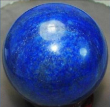 Beautiful Lapis Lazuli Healing sphere ball 50mm+stand