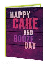 BrainBox Candy anniversaire cartes de vœux funny novelty Cheeky Amusant Blague Humour