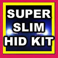 Slim HID Xenon Conversion Kit Suzuki GSXR600 2001 2002