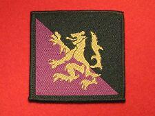 BRITISH ARMY 51ST SCOTTISH INFANTRY BRIGADE TRF BADGE sew on.