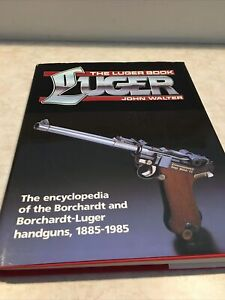 The Luger book by John walter