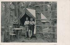 Nr 3571 Foto PK Österreich Ständestaat Ostmärkische Sturmscharen Zeltlager