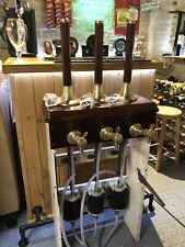 More details for harry mason 3 tap beer engine restored. beer in box/bag ready